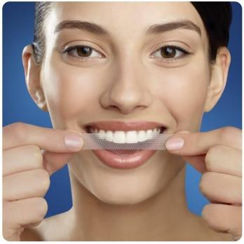 Zahnaufhellungsstreifen crest